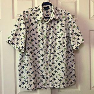 Vintage J Crew cotton shirt